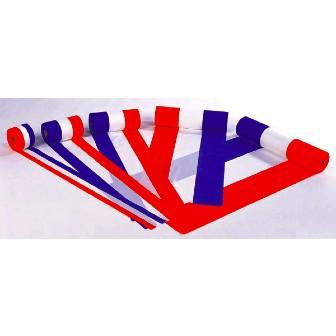 トリコロールテープ 30cm巾