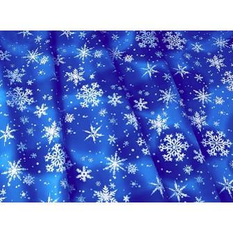 雪の結晶シート