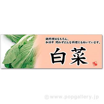 パラポスター 白菜