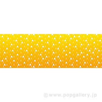 ラウンドシート 鱗模様(橙)