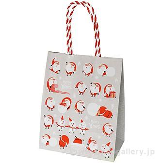 紙袋 (豆サンタ) HV20