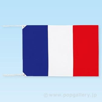 テトロン世界の国旗 フランス