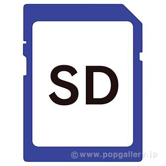 SDカード(4GB)