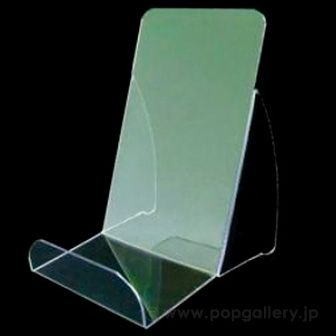 折り曲げサンプルスタンド 小(10個入)