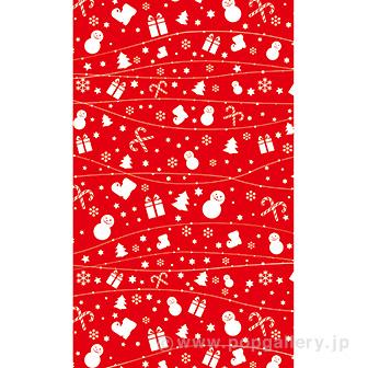 クリスマスOPP袋(大)