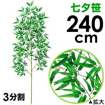 240cm七夕笹