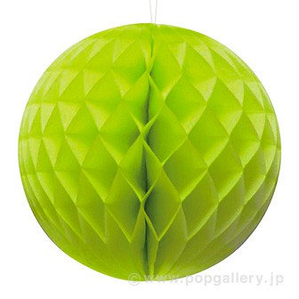 ハニカムボール(ライトグリーン)