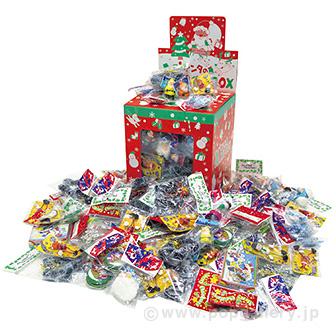 クリスマスサンタさんの宝箱プレゼント