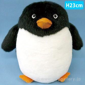 ペンギンぬいぐるみ プランプ(S)