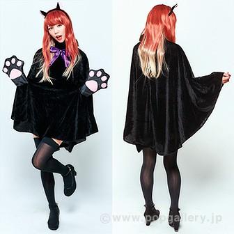 黒猫PONCHO