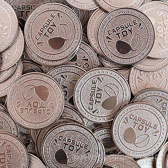 ガチャコップ専用コイン(100枚)