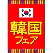 A3ポスター 韓国フェア