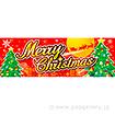 パラポスター MerryChristmas(ツリー)