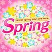 テーマポスター Spring
