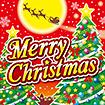 テーマポスター MerryChristmas(ツリー)