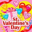テーマポスター St.ValentinesDay(パーティ)