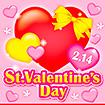 テーマポスター St.ValentinesDay