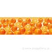 ラウンドシート オレンジ(写真)