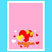 ビニール小袋 St.ValentinesDay
