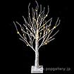 60cmLED白樺ツインクルツリー(S)
