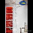 180cmLEDハンギングライトツリー(ホワイト)