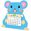 ペーパークラフトカレンダー(子)
