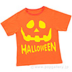 ハロウィンロゴTシャツ(Lサイズ)