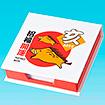 干支(亥)メモBOX カレンダー付
