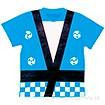 お祭りはっぴTシャツ(青)