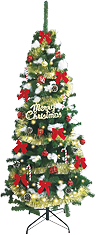 210cmクリスマスツリーセット