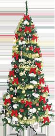 240cmクリスマスツリーセット