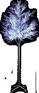 180cmLEDホワイトライムツリー