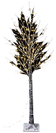LEDブランチツインクルツリー(L)