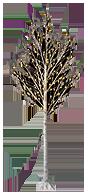 LED白樺ツインクルツリー(L)