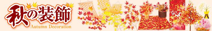 秋の装飾特集を見る