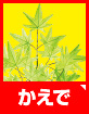 楓(かえで)の装飾品