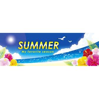 パラポスター SUMMER(海)