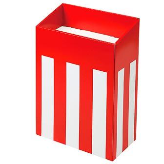 ディスプレイBOX 紅白
