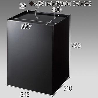 ワンタッチディスプレイBOX(黒)