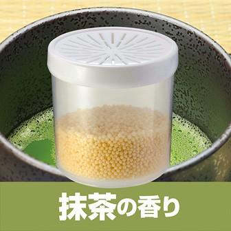 かおるくん専用カートリッジ「抹茶の香り」