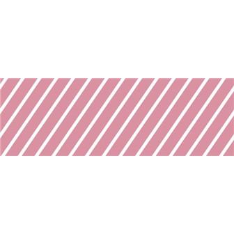 ビニール幕 ストライプ(ピンク)