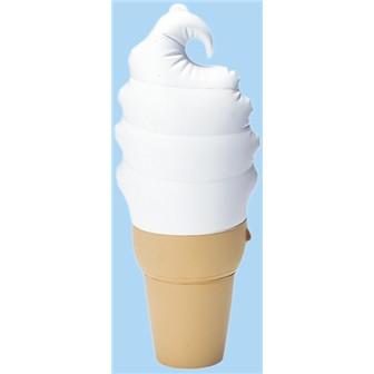 エアーPOP 「ソフトクリーム」(吊下げ式)(高さ:47cm)