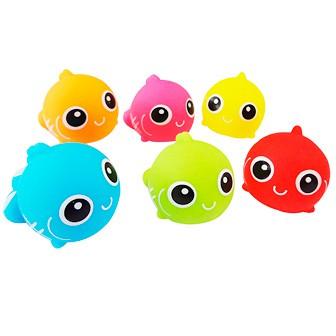 ぷかぷかカラフル金魚(600個入り)