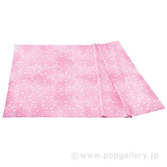 桜模様シート
