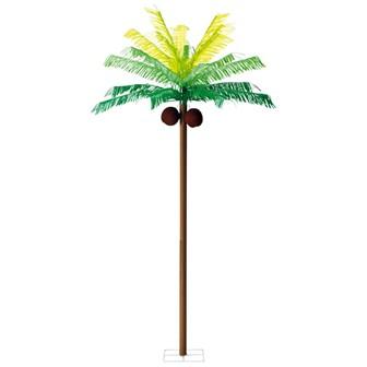 グリーンヤシ立木セット (高さ:220cm)