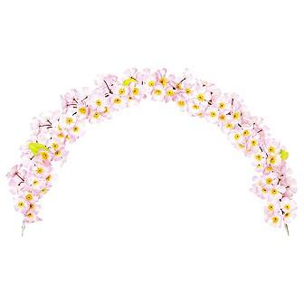桜アーチクリップ