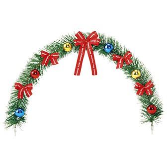 クリスマスアーチクリップ