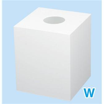アクリル抽選箱(白)