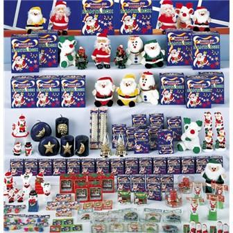 クリスマスサンタBOXプレゼント
