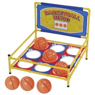 抽選バスケットボールビンゴ